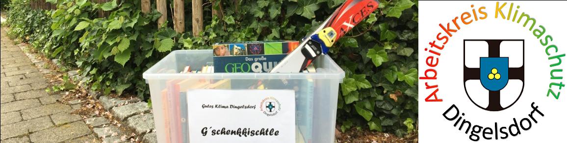 Arbeitskreis Klimaschutz und Biodiversität Dingelsdorf / Oberdorf